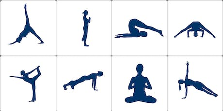 Free Yoga for Research Students - all abilities welcome! tickets