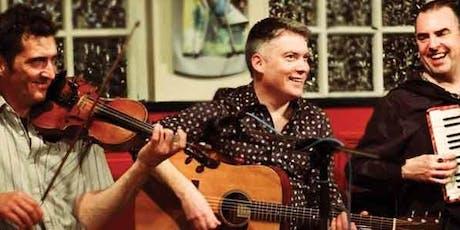 Folk Concert: McKerron, Brechin, O hEadhra tickets
