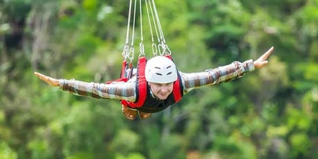 CrossReach Zip Wire Challenge September 2020 tickets