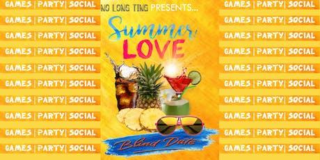 Summer Love Blind Date Game Show tickets