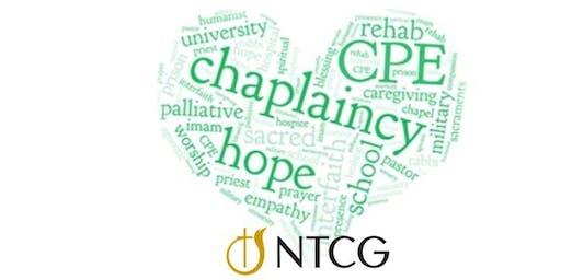 NTCG National Chaplaincy Seminar