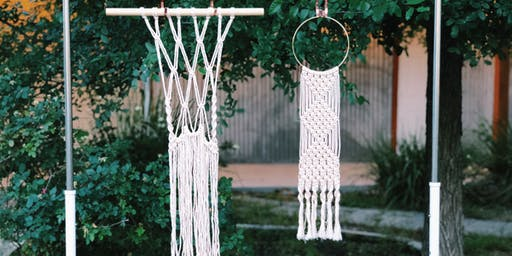 Macrame 101: Make a Wall Hanging