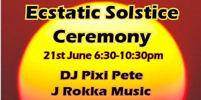 Ecstatic Solstice Ceremony
