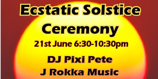 Ecstatic Solstice Ceremony