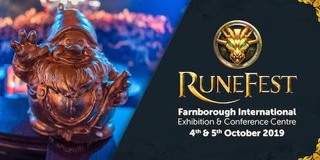 RuneFest 2019 tickets