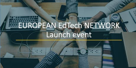 European EdTech Network Launch Evening  tickets