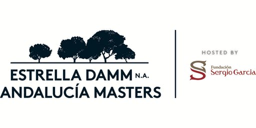 Estrella Damm Andalucia Masters 2019