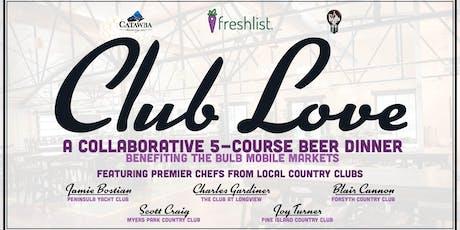Club Love tickets