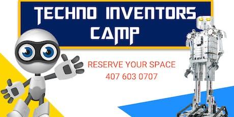 SUMMER CAMP (ROBOTICS, VIDEO GAME DESIGN & STEM) tickets