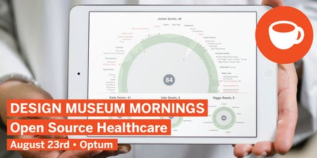 Design Museum Mornings: Open Source Healthcare  tickets