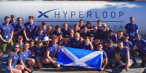 University of Edinburgh's HYPED Pod Launch Event