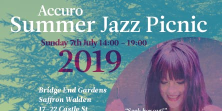 Accuro Summer Jazz Picnic 2019