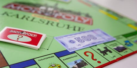 1. Karlsruher Monopoly Stadtmeisterschaft der Wirtschaftsjunioren im Schloß Tickets