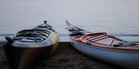 Copy of Meditation for Men - Kayak Adventure Tour tickets