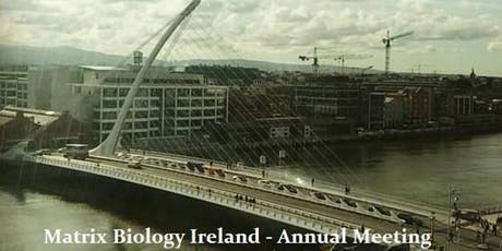 Matrix Biology Ireland Meeting (MBI 2019) tickets