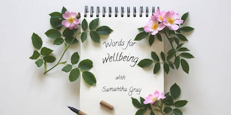 Words for Wellbeing: Creative Openings tickets