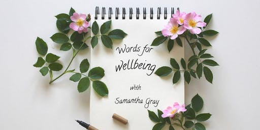 Words for Wellbeing: Creative Openings