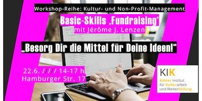Basic-Skills 'Fundraising' Workshop