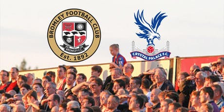 Bromley v Crystal Palace XI tickets