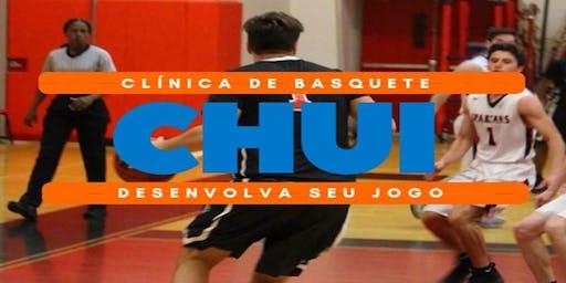 CLÍNICA DE BASQUETE CHUÍ CHUÁ