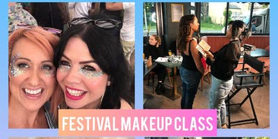FESTIVAL MAKE-UP CLASS