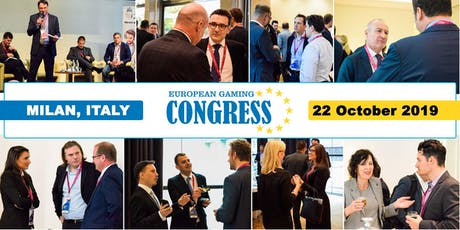 European Gaming Congress 2019 (EGC2019)  tickets