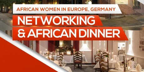 AWE Germany Networking & African Dinner  tickets