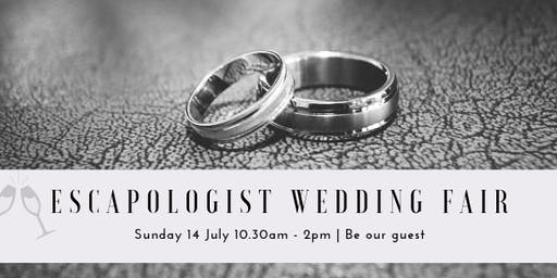 The Escapologist - Wedding Fair