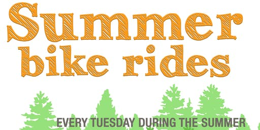 Bike For Good - Summer MTB Sessions 2019 for 12-18 year olds.