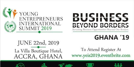 Young Entrepreneurs Summit and Award 2019