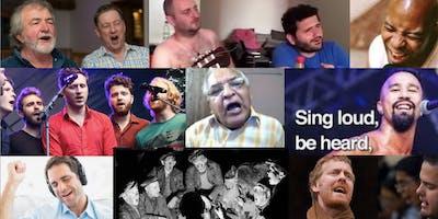 Vocal Improvisation for Men