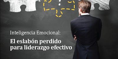 Inteligencia Emocional, 23 agosto 2019