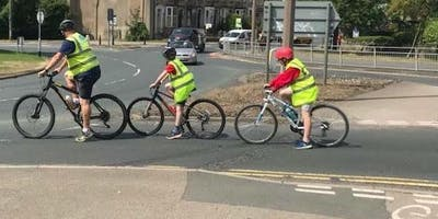 LEVEL 3 BIKEABILITY SUMMER CLUB - LANCASTER