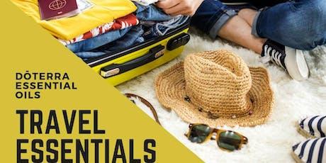 Summer Series: Travel Essentials  tickets