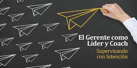 El Gerente como Líder y Coach, 20 septiembre 2019 tickets