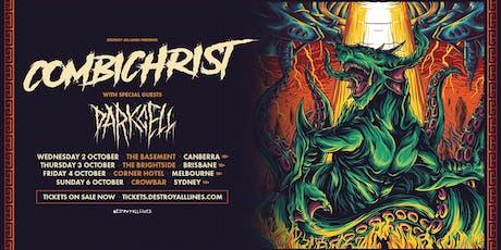 Combichrist Australian Tour 2019 tickets