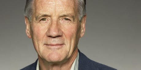 Michael Palin: pole to pole and the last days of the USSR tickets