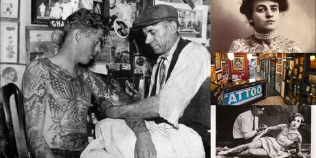 Exploring NYC's Tattoo History, from Historic Parlors to Vintage Artifacts  tickets
