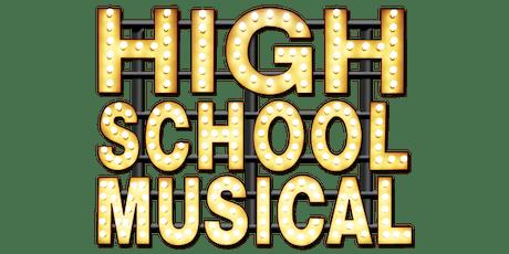 High School Musical - Tuesday 2 July 2019 (Cast WILD) tickets