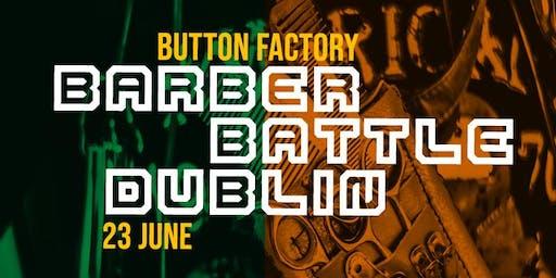 Barber Battle Dublin - Registration