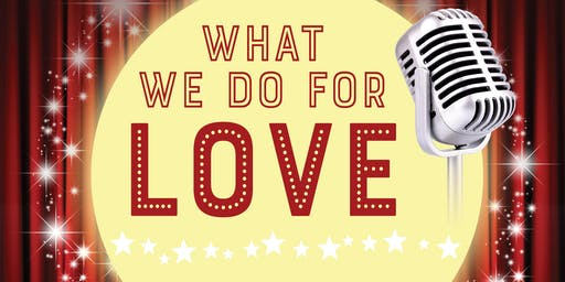 """14th Annual Inspired Voices Event: """"What We Do For Love"""""""