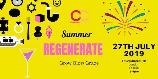 Sustainability & Wellbeing: Summer Regenerate