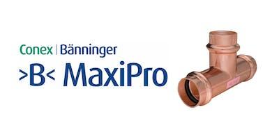 MaxiPro Certification Class - Cedar Knolls