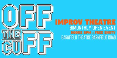 Off The Cuff – Improv Theatre Evening