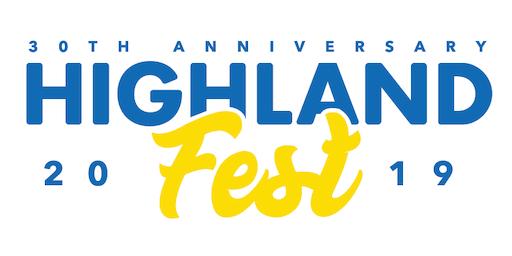 Highland Festival Men's Basketball Registration Is OPEN!