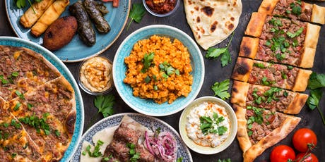 Flat Bread and Mezze Workshop tickets