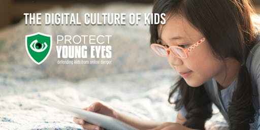 The Digital Culture of Kids Sponsored by Children's Advocacy Center and Fellowship Reformed Chruch