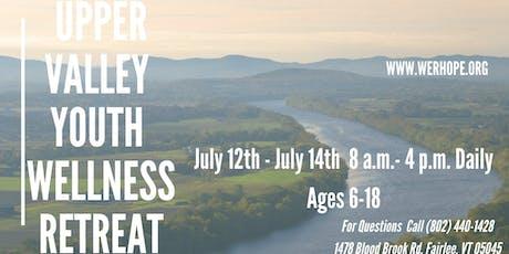 Upper Valley Youth Wellness Retreat tickets