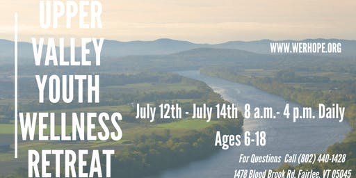 Upper Valley Youth Wellness Retreat