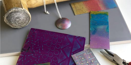 Colourful Aluminium Jewellery Workshop
